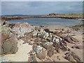 NG8995 : Mega Rock Pool at Camas a' Charraig by Mick Garratt