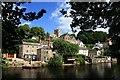 SE3457 : Knaresborough Riverside by Graham Hogg