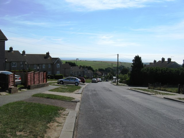 View from Bexhill Road Woodingdean