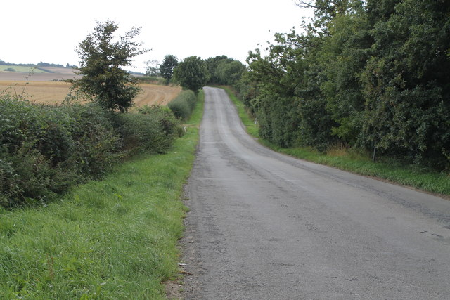 Road towards Stockwith Mill
