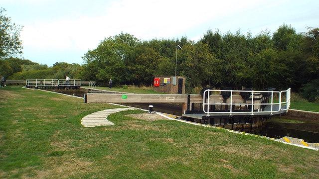 Porter's Lock, near Tonbridge