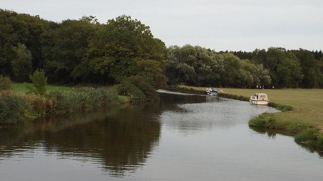 River Medway near Paddock Wood