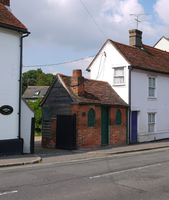 Former town lock-up, North Street, Great Dunmow