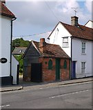 TL6222 : Former town lock-up, North Street, Great Dunmow by Stefan Czapski