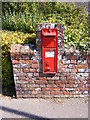TM3390 : Duke of York Victorian Postbox by Adrian Cable