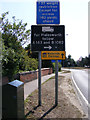 TM3390 : Local information roadsigns by Geographer