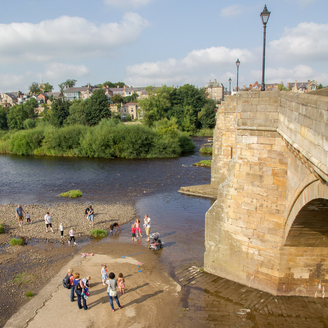 Tyne Bridge, Corbridge