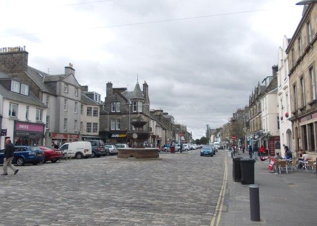 Market Street, St Andrews