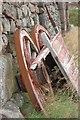 NH0591 : Broken Cart by Mick Garratt