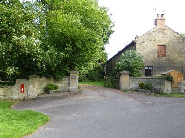 Gateway to Togston House