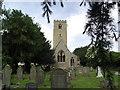 TL0352 : Church, Clapham by Tim Glover