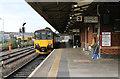 ST8651 : Westbury Station by Martin Addison