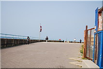 TQ3303 : Promenade, west of Brighton Marina by N Chadwick