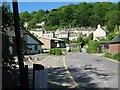 ST8599 : They can see Egypt-Nailsworth, Glos by Martin Richard Phelan