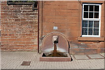 NS4927 : The Loudoun Spout, Mauchline by Billy McCrorie