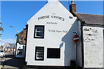 NS4927 : Poosie Nansie's Hostelry, Mauchline by Billy McCrorie