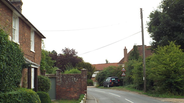 Tonbridge Road, East Peckham