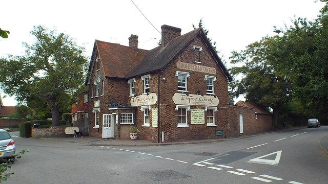 Former Addlestead Tavern, East Peckham