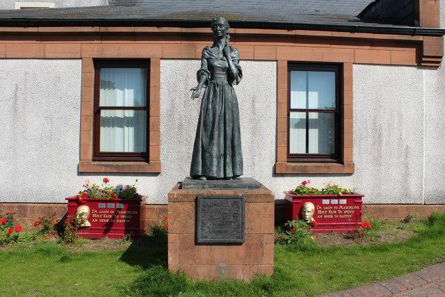 Jean Armour, Wife of Robert Burns