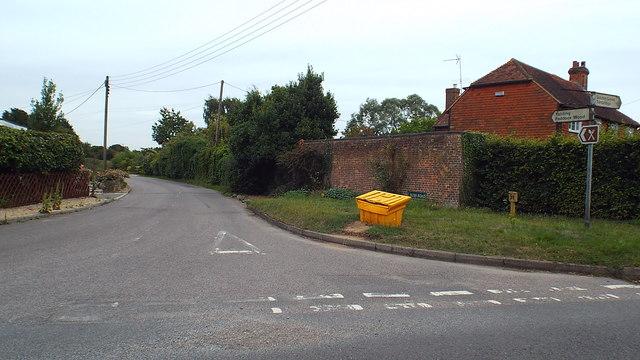 Bush Road, Peckham Bush