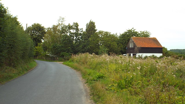 Bullen Lane, near East Peckham