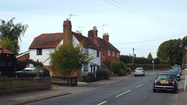 Pound Road, East Peckham