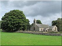 NY9393 : St. Cuthbert's Church, Elsdon by Mike Quinn