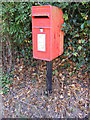 TM3589 : Vicarage Lane Postbox by Adrian Cable