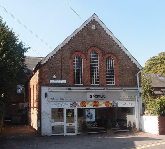 Former Twyford Wesleyan Methodist Church
