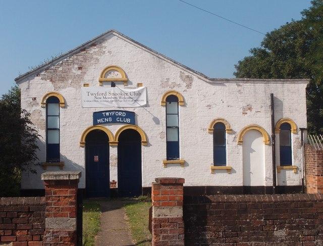 Former Twyford Methodist Church