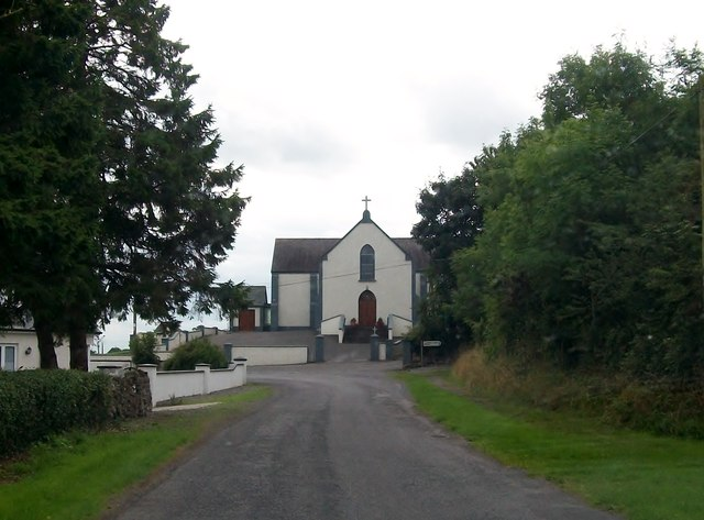 The Catholic Chapel at Clonfinlough