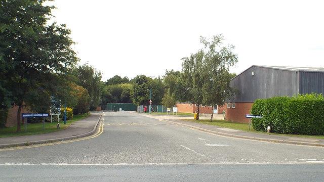Branbridges Industrial Estate, East Peckham