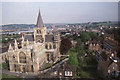 TQ7468 : Rochester: cathedral and town from the castle by Christopher Hilton