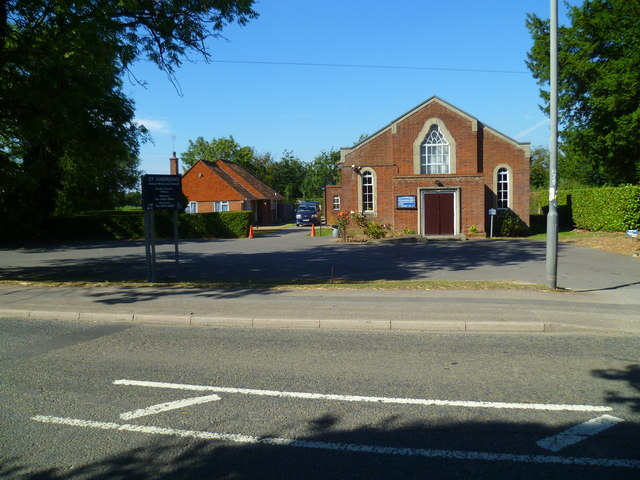 United Reformed Church on North Park