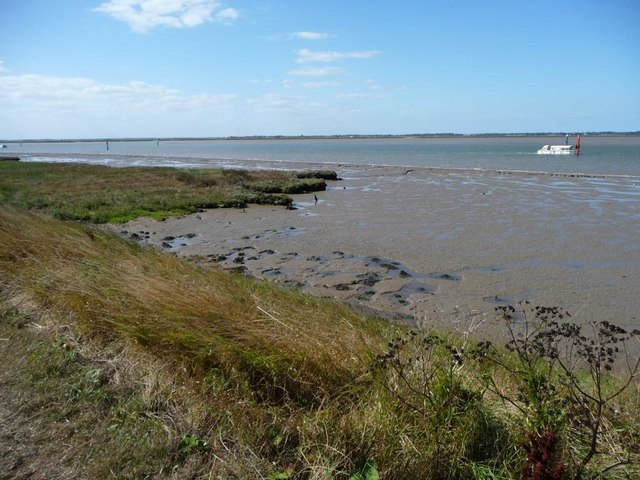 Small peninsula, Breydon South Flats