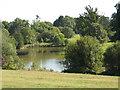 TQ3226 : Robertsmere Lake by Josie Campbell