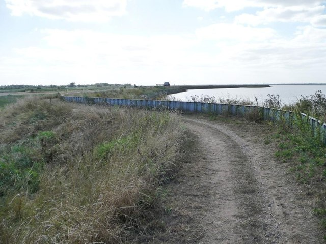 Angles Way at Fisher's Marshes