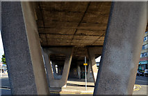 J3474 : Station Street/Bridge End flyover, Belfast (5 in 2013) by Albert Bridge