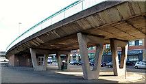 J3474 : Station Street/Bridge End flyover, Belfast (6 in 2013) by Albert Bridge