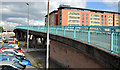 J3474 : Station Street/Bridge End flyover, Belfast (12 in 2013) by Albert Bridge