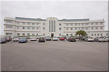 SD4264 : Midland Hotel, Morecambe by Mark Anderson