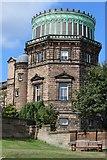NT2570 : Royal Observatory, Edinburgh by Leslie Barrie