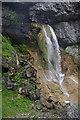 SD9164 : Upper waterfall, Gordale Scar by Ian Taylor