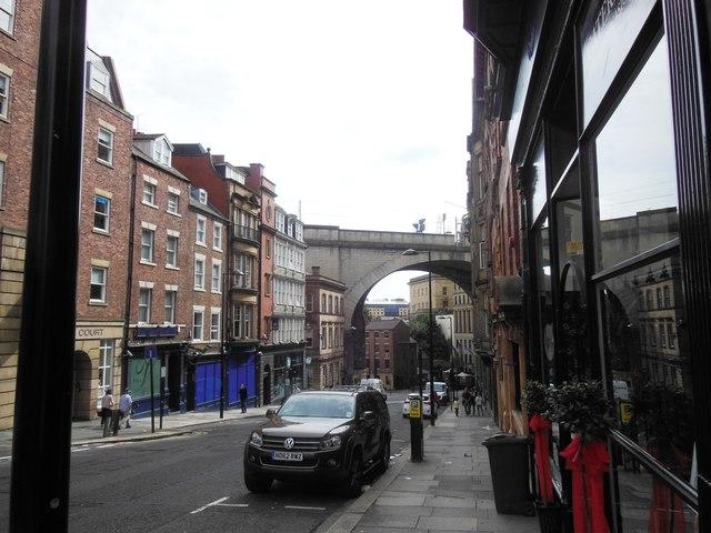 Dean Street, Newcastle-upon-Tyne