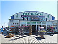 SZ0890 : Pier Theatre, Bournemouth by Paul Gillett