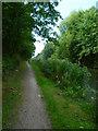 TQ0380 : Orange Way after Wiltshire (489) by Shazz