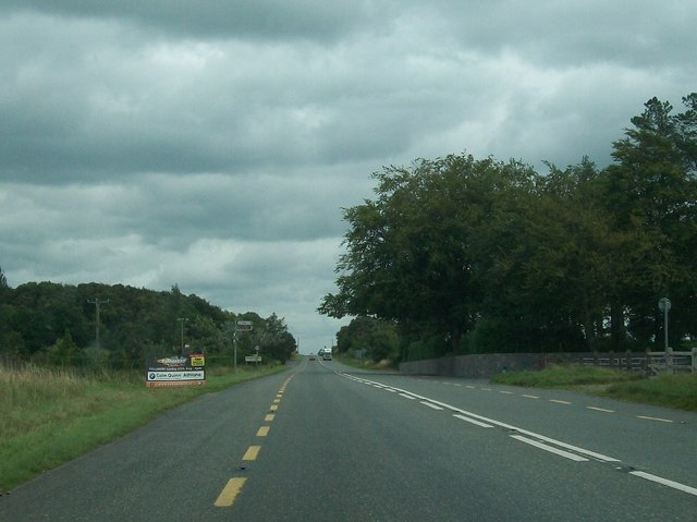 The N52 at Bunaterin