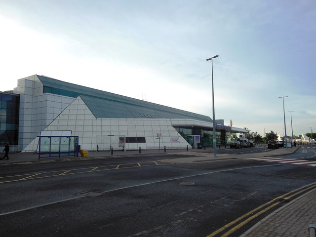 Newcastle Airport Terminal Building