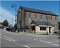 SO1408 : Ollie's Baguette and Sandwich Bar, Tredegar by Jaggery