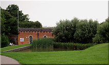 SP6989 : Sidepond and Foxton Canal Museum, Leicestershire by Roger  Kidd